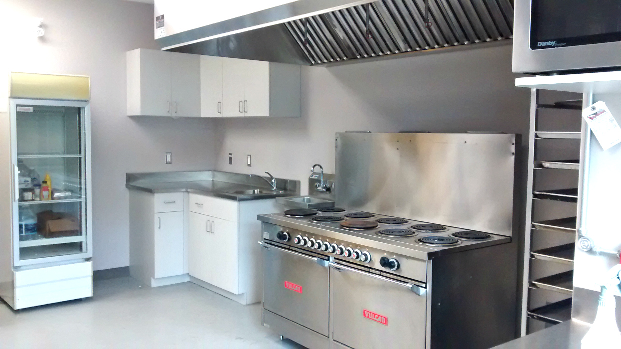 Centre Wakefield La P Che Catering Kitchen